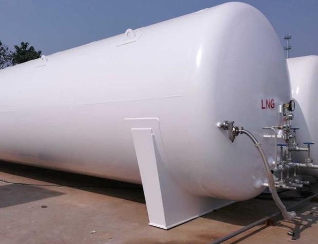 广西LNG储罐