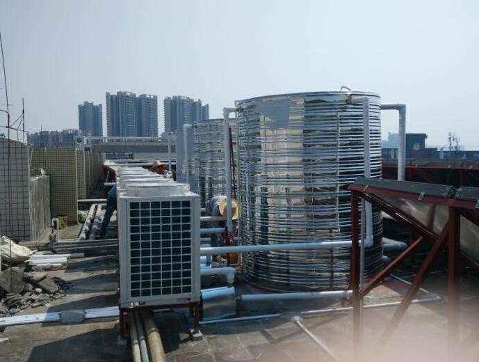 广西热水工程